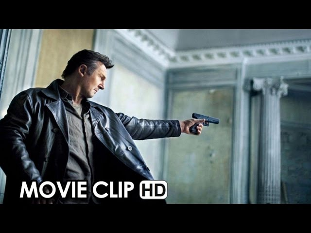 TAKEN 3 Movie CLIP 'He's Our Man' (2015) - Liam Neeson HD