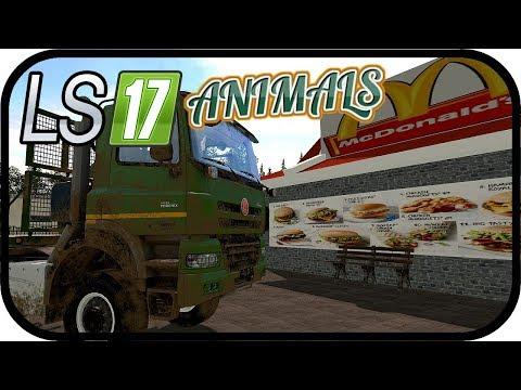 LS17 ANIMALS - Fisch für McDonalds #172 - LS17 NORDFRIESISCHER MARSCH 4 FACH ★Deutsch