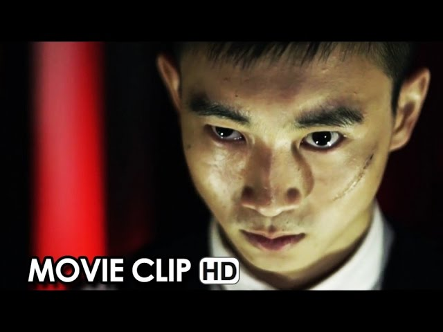 The Challenge Letter Movie CLIP 'Yakuza fight scene' (2016) - Martial Arts Movie HD