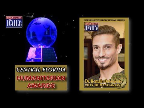 Dr. Romain Onteniente: 2017 Central Florida Humanitarian