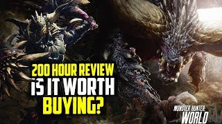 ✔️ Is Monster Hunter: World Worth Buying? 200 Hour Review - Worth It for Newcomers? PS4 Pro