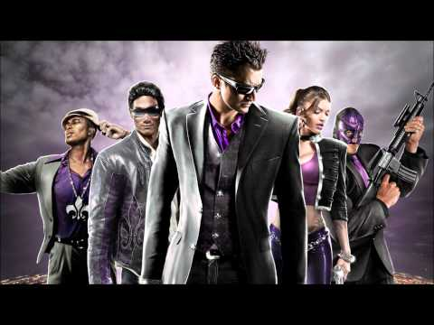Saints Row: The Third - Main Theme. Menu Music (HD 1080p)