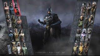 Injustice: Gods Among Us Arcade #3- Batman