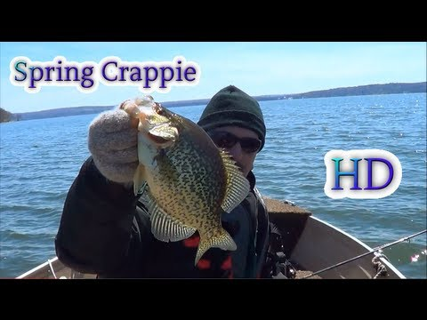 COLD SPRING CRAPPIE FISHING