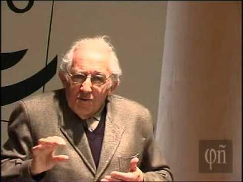 Gustavo Bueno presenta El Fundamentalismo democrático