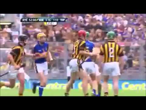Kilkenny Tipperary 2012 Hurling Tactics