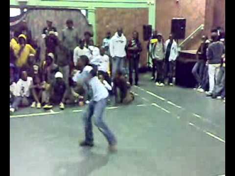 Majayvane South african Dance moves