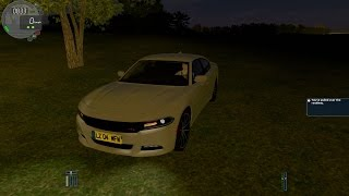 City Car Driving 1.4.1 Dodge Charger RT LD