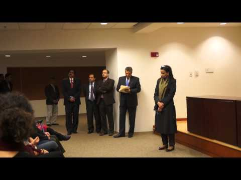 "Pakistani Ambassador Sherry Rehman:  ""U.S. Drone Strikes a Violation of our Sove"