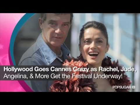 Hollywood Goes Cannes Crazy as Rachel Jude Angelina and More Get the Festival Underway