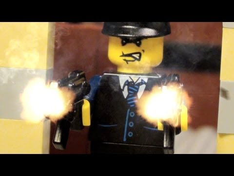 LEGO Black Ops 2 Music Videos