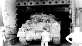 Loading Men & Material, Bizerete, Tunisia, 7/6/1943 (full)