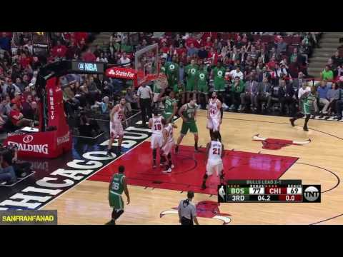 Isaiah Thomas Gets Tech For Shouting