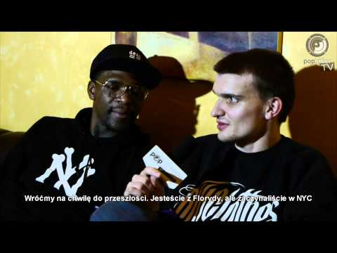 M1 (Dead Prez) - wywiad / interview (Popkiller.pl)