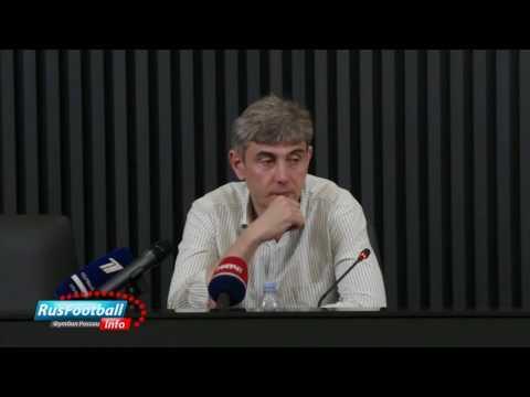 Пресс-конференция Сергея Галицкого по стадиону Краснодар