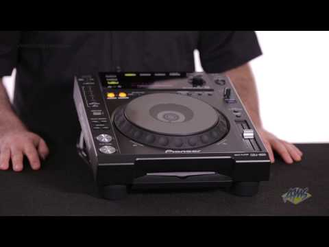 Pioneer CDJ-850 DJ MP3 CD Player - Pioneer CDJ-850