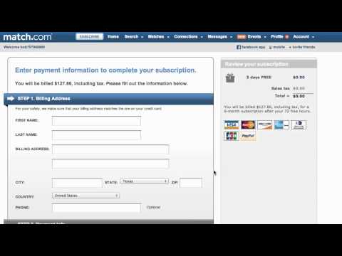 Match.com Coupon Code 2013 - How to use Promo Codes and Coupons for Match.com