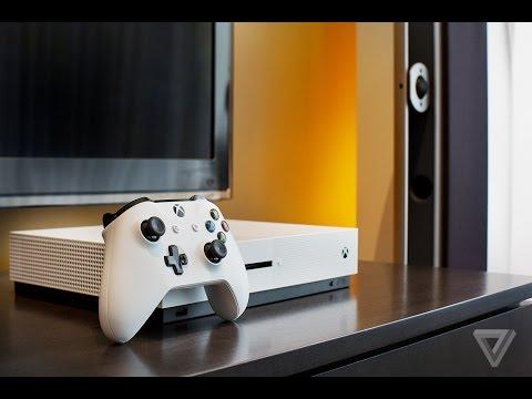 Что нового в Xbox One S?