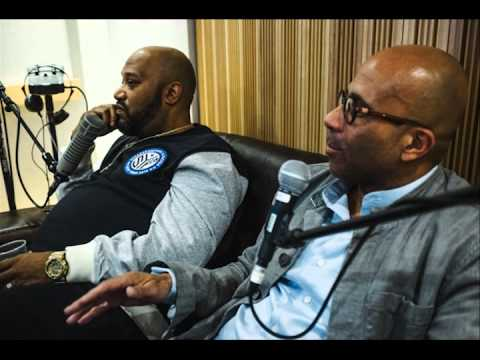 Combat Jack Show:The Bun B & Dr. Anthony Pinn Episode (Audio)