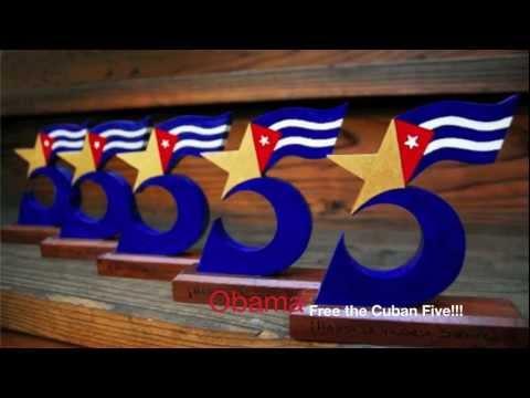 Miniatura del vídeo Free the Cuban Five - Libertad para los 5 héroes cubanos