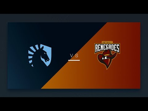 CS:GO: Liquid vs. Renegades [Train] Map 2 - NA Final Day - ESL Pro League Season