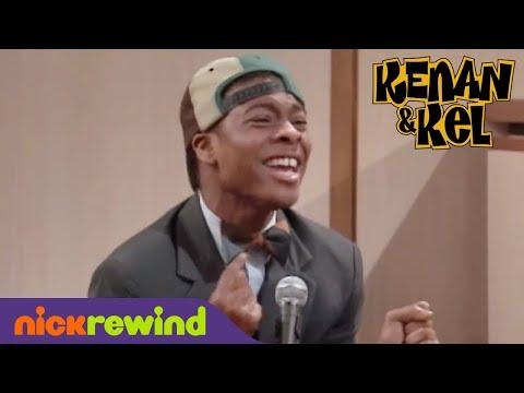 Kel Dropped the Screw in the Tuna | Kenan & Kel | The Splat