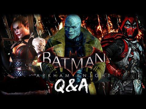 Batman Arkham Knight: Side Missions, Harley Quinn the New JOKER?! (Q&A)