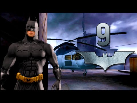 Road to Arkham Knight - Batman Begins - Batman is Coming - Gameplay Walkthrough Part 9