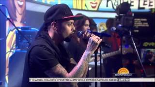 """I Am"" David Correy Live on The Today Show"