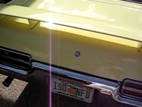 1969 Pontiac Gto Judge Convertible. 1969 Pontiac GTO Convertible