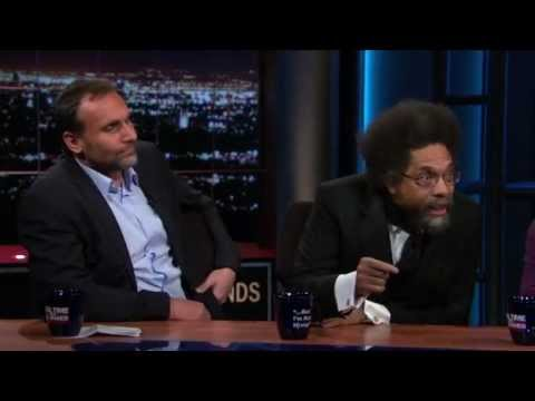 Greatest Real Time with Bill Maher moment - Cornel West