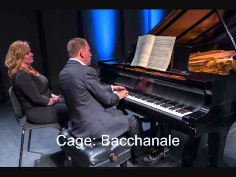Pedja Muzijevic -- Cage: Bacchanale