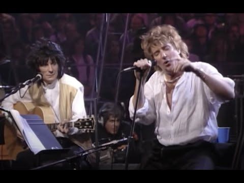 Rod Stewart - Maggie May [Live Unplugged Video]