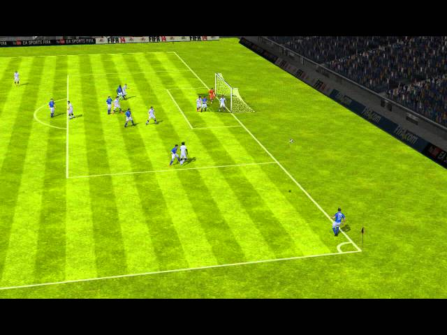 FIFA 14 Android - TheSteelsRus VS PAOK
