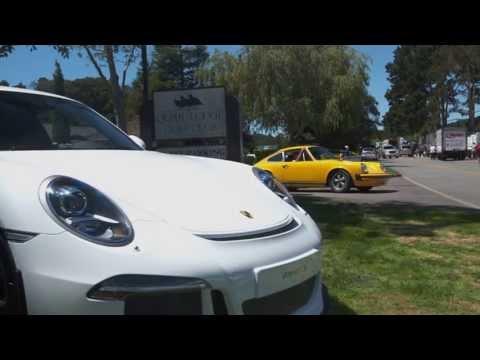 50 лет Porsche 911. Вокруг света - Pebble Beach