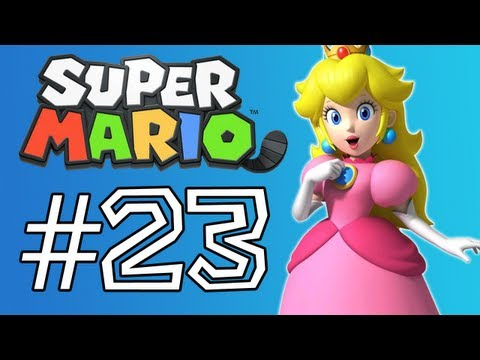 Super Mario 3D Land Walkthrough: FINALE - World 8