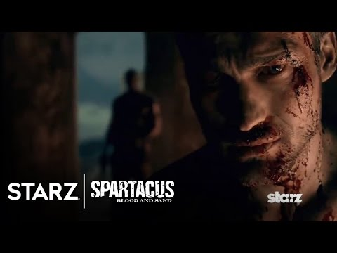 Spartacus: Blood And Sand - Official Hd Trailer video