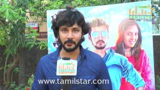 Vishnu At Ivan Yaar Endru Therigiratha Movie Team Interview