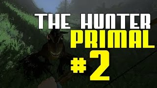 The Hunter Primal #2 Убили Ютараптора!!