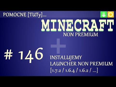 PL Jak zainstalować mody do Minecraft 1.7.2 / 1.6.4 / 1.6.2 NON PREMIUM - Instalacja Launchera