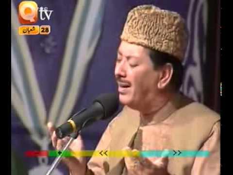 Zahe Muqaddar By Qari Waheed Zafar Qasmi Heart Touching Naat...