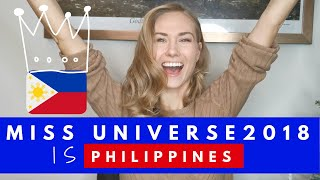 Miss Universe 2018 REVIEW