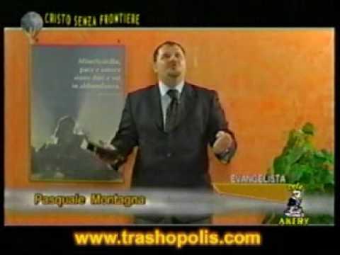 Pasquale Montagna – Cristo senza frontiere