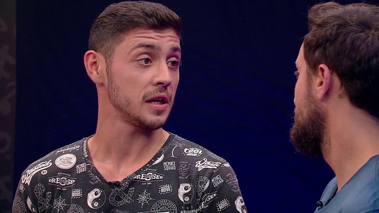 Răzvan Alexa a venit pentru a treia oară pe scena de la X Factor!