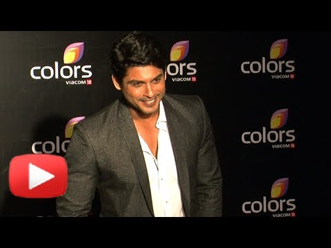 Balika Vadhus Shiv Siddharth Shukla Uncut Interview - Colors...