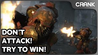 Don't Attack, Try to Win! - Crank's StarCraft 2 Variety!