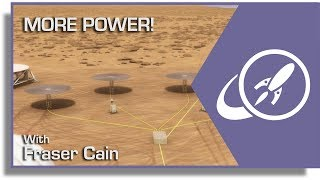The Problem of Power in Space. NASA