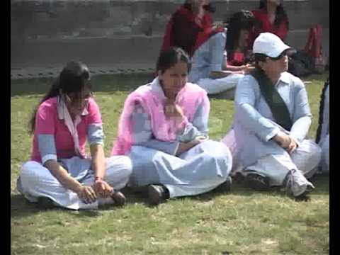 Punjab College Annual Sports Day Punjab Stadium Pkg By Amir Raza City42