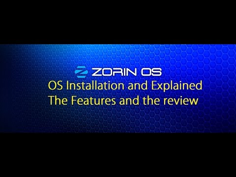 Zorin OS 11 Installation Step By Step Process In Detail And Explanation Of OS Featured Review In HD