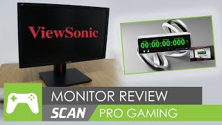 Viewsonic VG2401MH 144Hz Gaming Monitor Review from Competitive Player nVc.